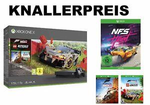 [eBay] XBOX ONE X 1TB + Forza Horizon 4 LEGO Speed Champions + Need for Speed Heat