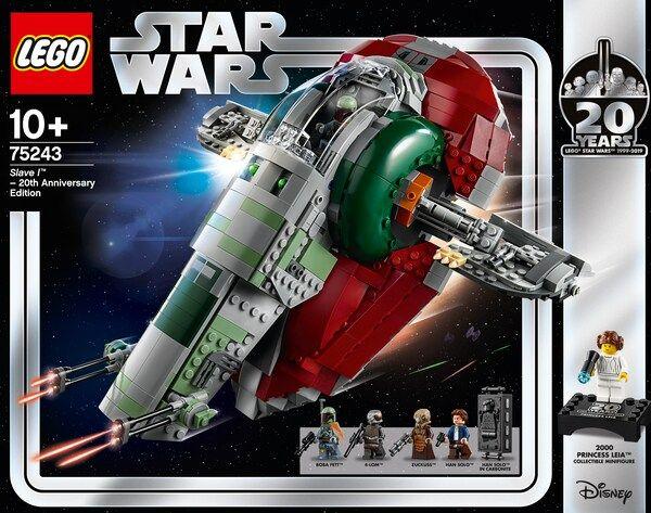 LEGO Star Wars 75243 - Slave I™ – 20 Jahre LEGO Star Wars
