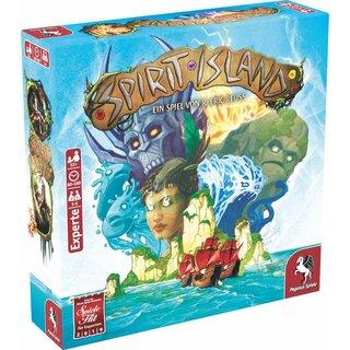 Spirit Island im Adventskalender-Deal bei FantasyWelt