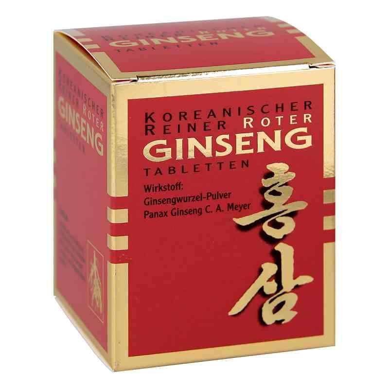 [Deutsche Internet Apotheke] Koreanischer Reiner Roter Ginseng (200 Tbl. a 300mg) ***ausverkauft***