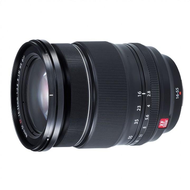 Fujifilm Fujinon XF 16-55mm F2.8 R LM WR -200€ Cashback = 699 Euro