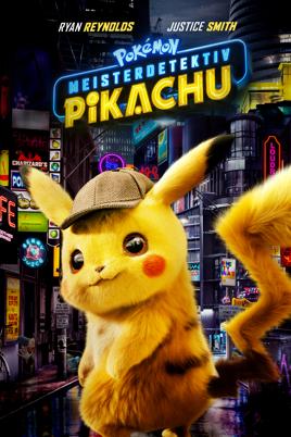 Pokémon Meisterdetektiv Pikachu [dt./OV] zum Leihen für 1,99€ [Amazon Video] und I-Tunes