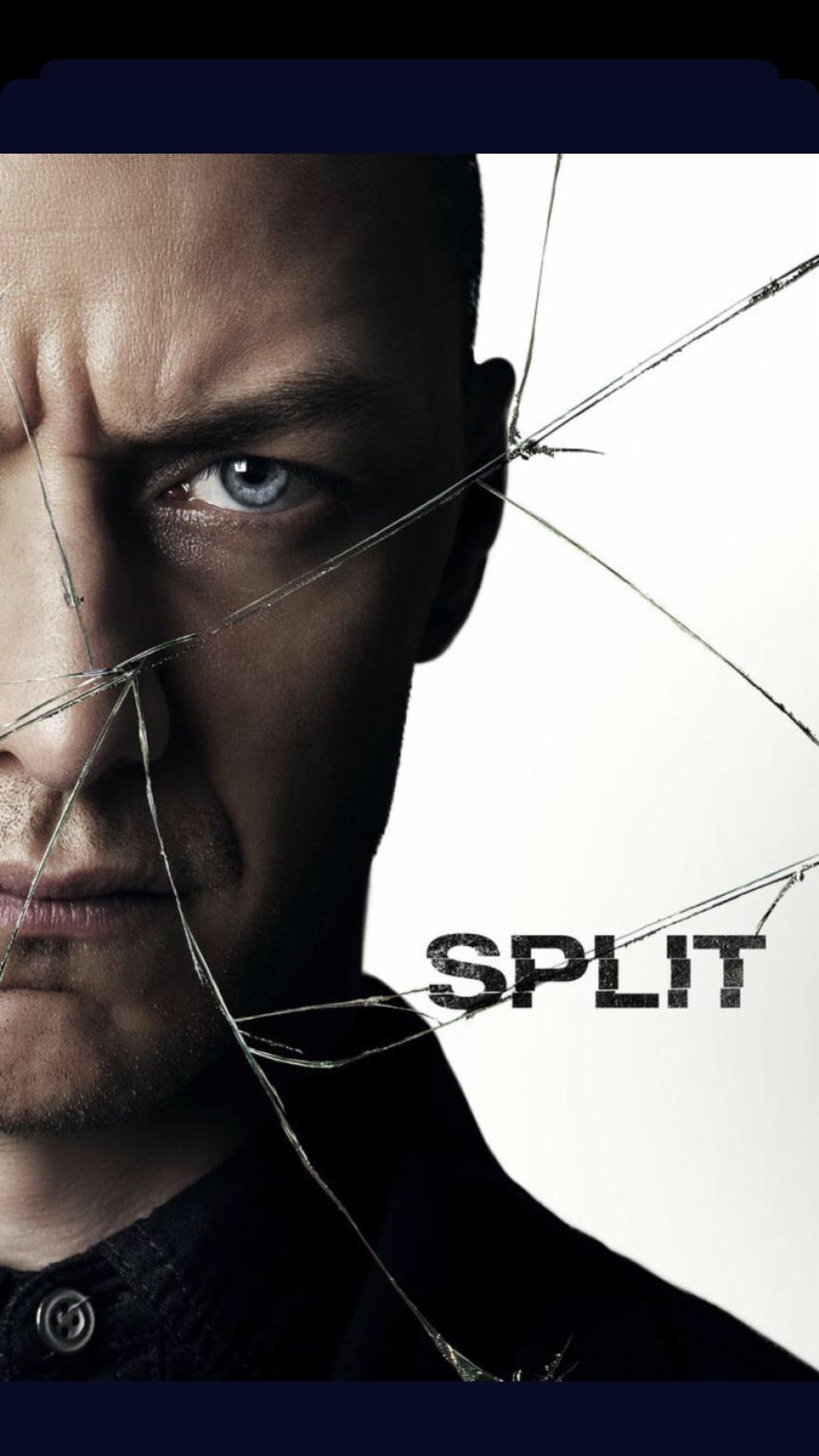 """""""Split"""" 4K inkl. iTunes Extras"""