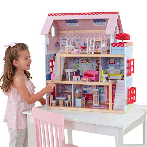 [Amazon] KidKraft Puppenhaus Chelsea