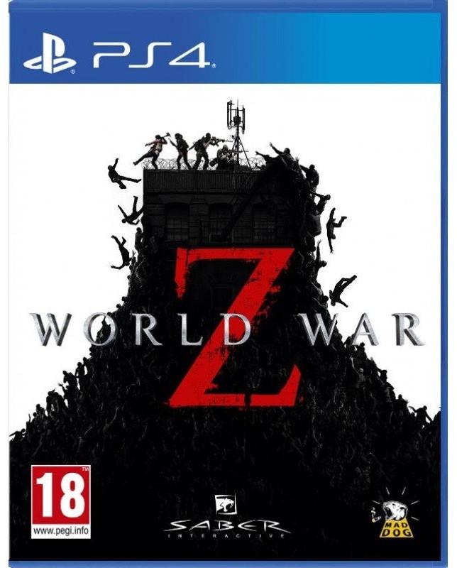 World War Z (PS4) für 23,85€ (Base.com)