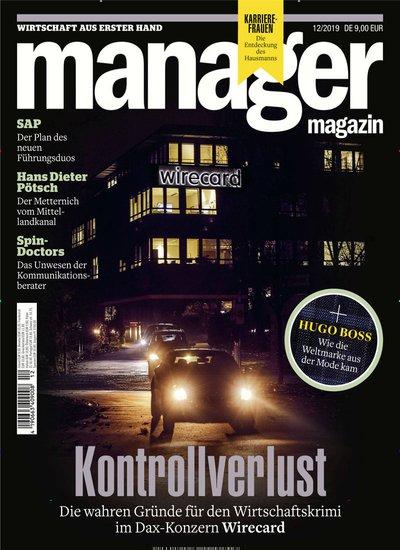 Manager Magazin Abo (13 Ausgaben + Gratismonat) für 99,40 € inkl. 80 € Amazon-Gutschein oder BestChoice-Gutschein/ 7500 + 60° PaybackPunkte