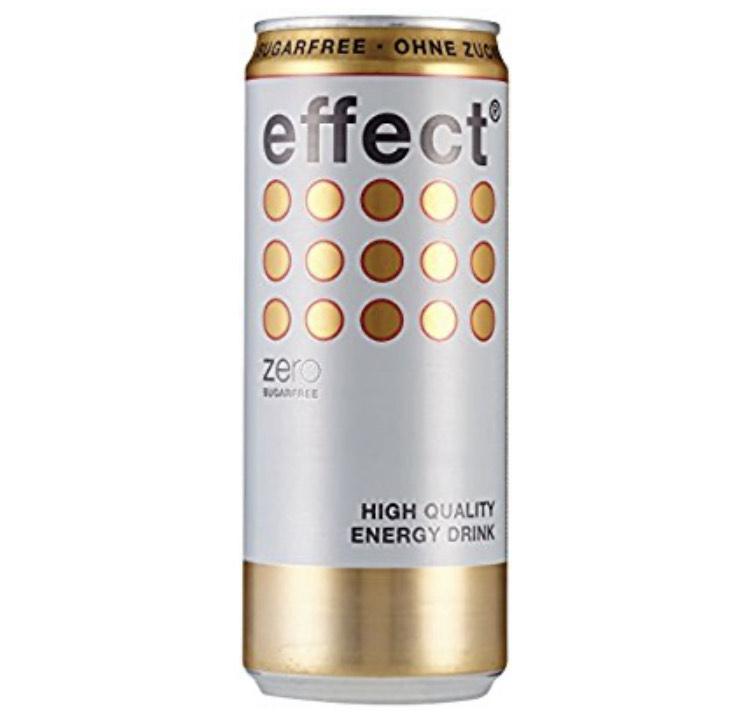 effect Zero Energy Drink (24 x 330 ml)