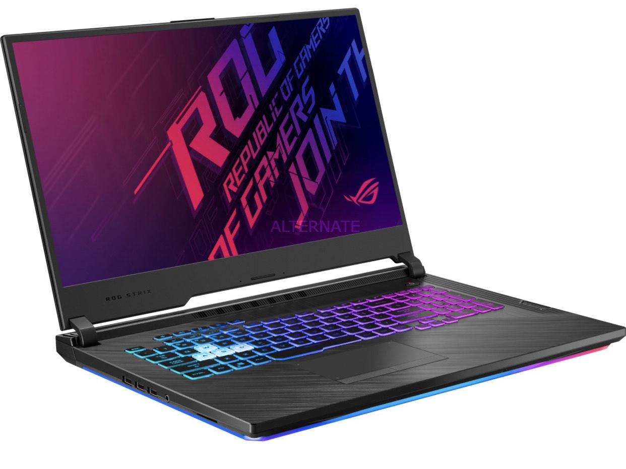Asus ROG G731GW-EV061T Gaming Notebook inkl. RDR2 Code