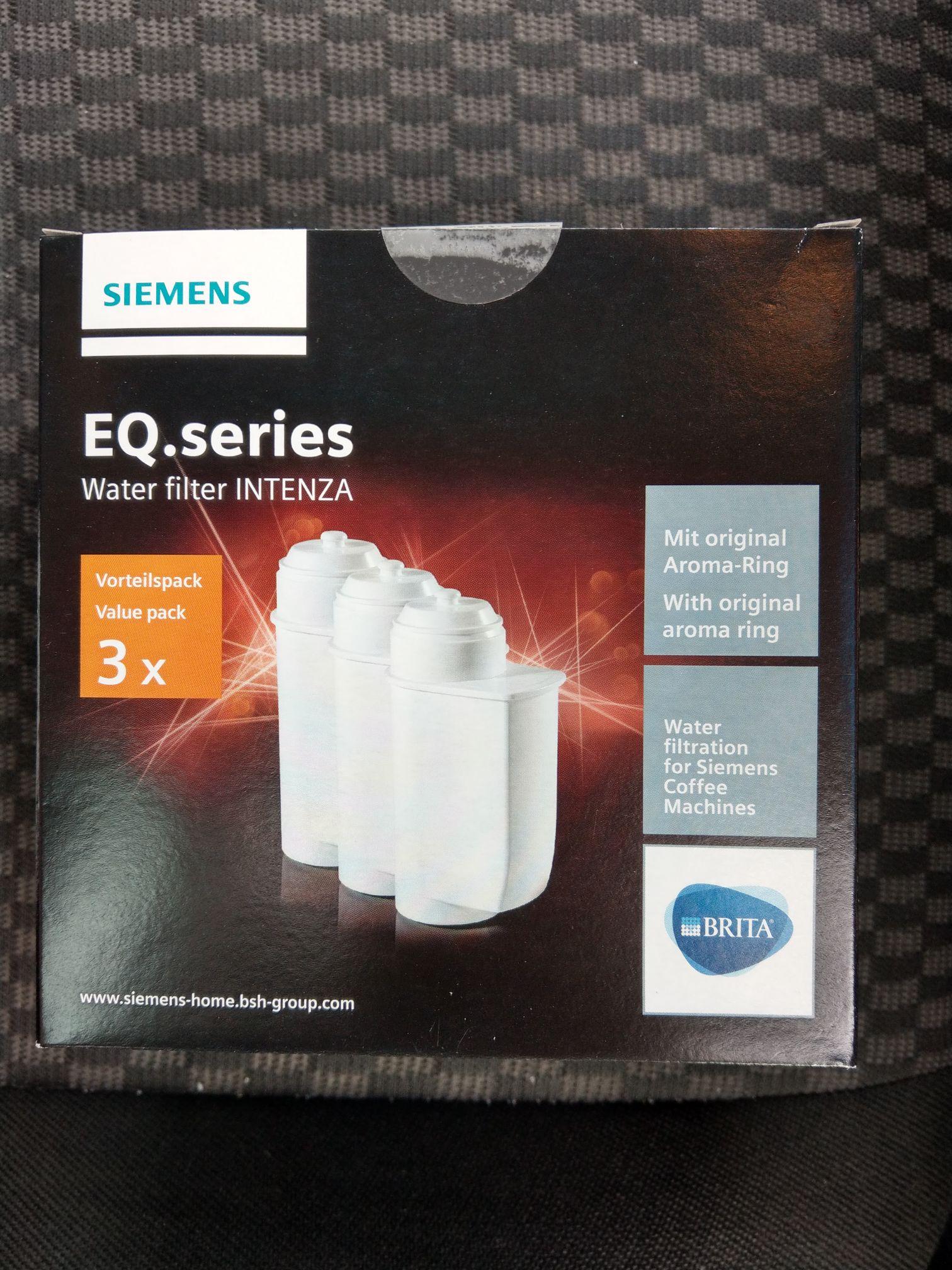EQ.series Wasserfilter 3er Pack