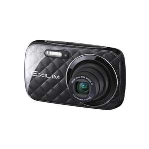 Casio Exilim EX-N10 Digitalkamera (16,1 Megapixel, 6,9 cm (2,7 Zoll) Display, 5-fach opt. Zoom, HD-Video, 3D) Black Onyx für 71 EUR inkl. Versand @ Amazon.de
