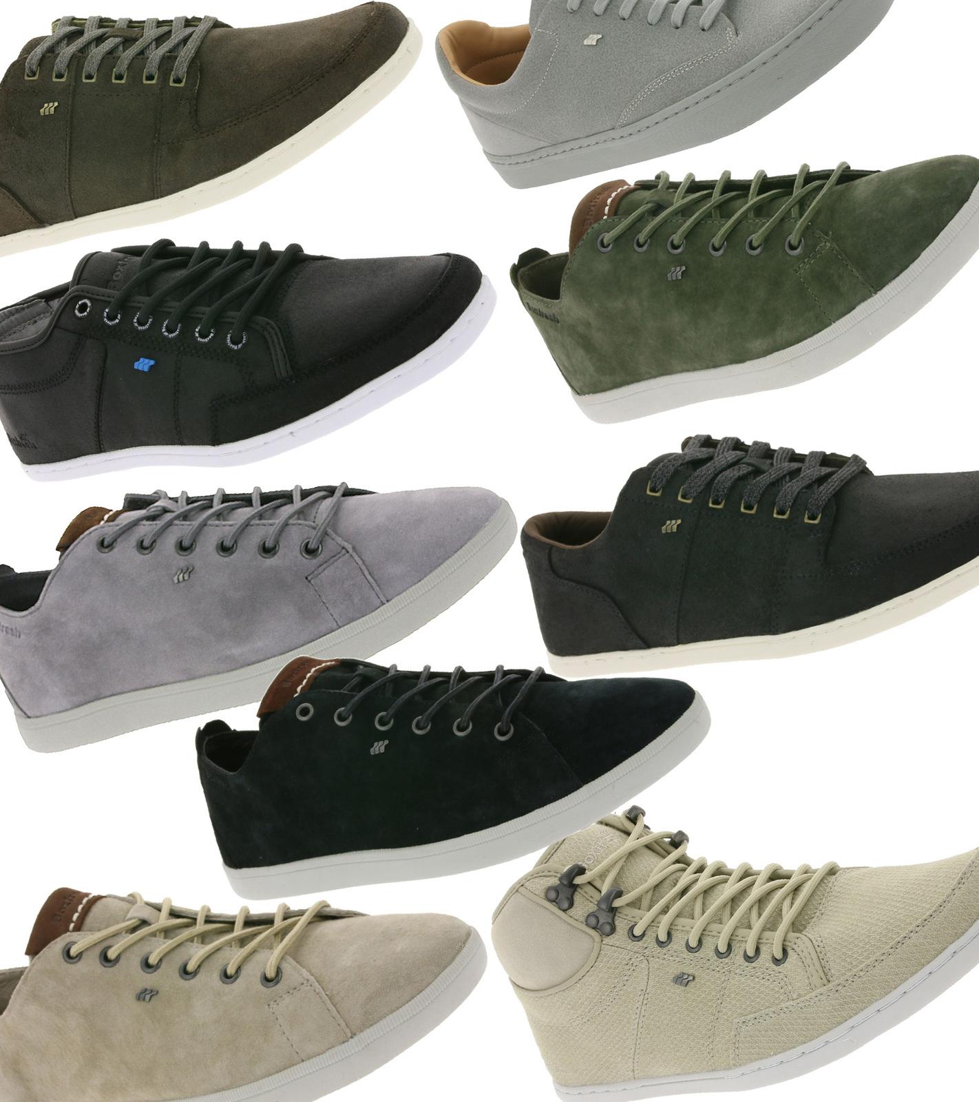 Boxfresh Herren Schuhe Veloursleder 9 Modelle Größen verfügbar! 100€ UVP