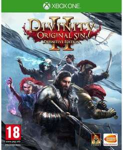 Divinity Original Sin 2: Definitive Edition (Xbox One & PS4) für je 19,10€ (Base.com)