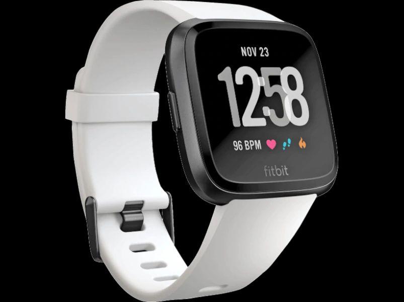 Fitbit Versa weiß - absoluter Bestpreis