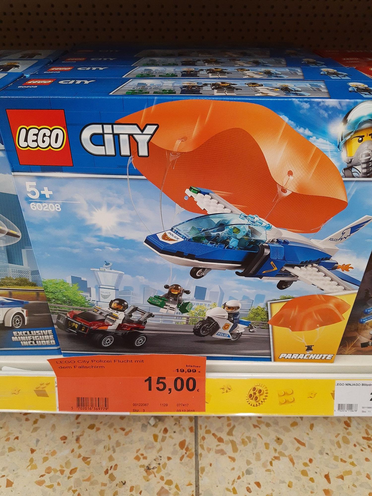 Jawoll Lego City,Ninjago, Friends, Creator und Lego Duplo, (Lokal) Neustadt/Holstein und weitere Filialen,Sammeldeal