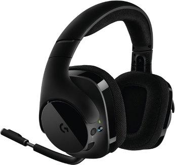 Logitech G533 Gaming Headset für 69,98€ inkl. Versand / Abholung: 64,99€