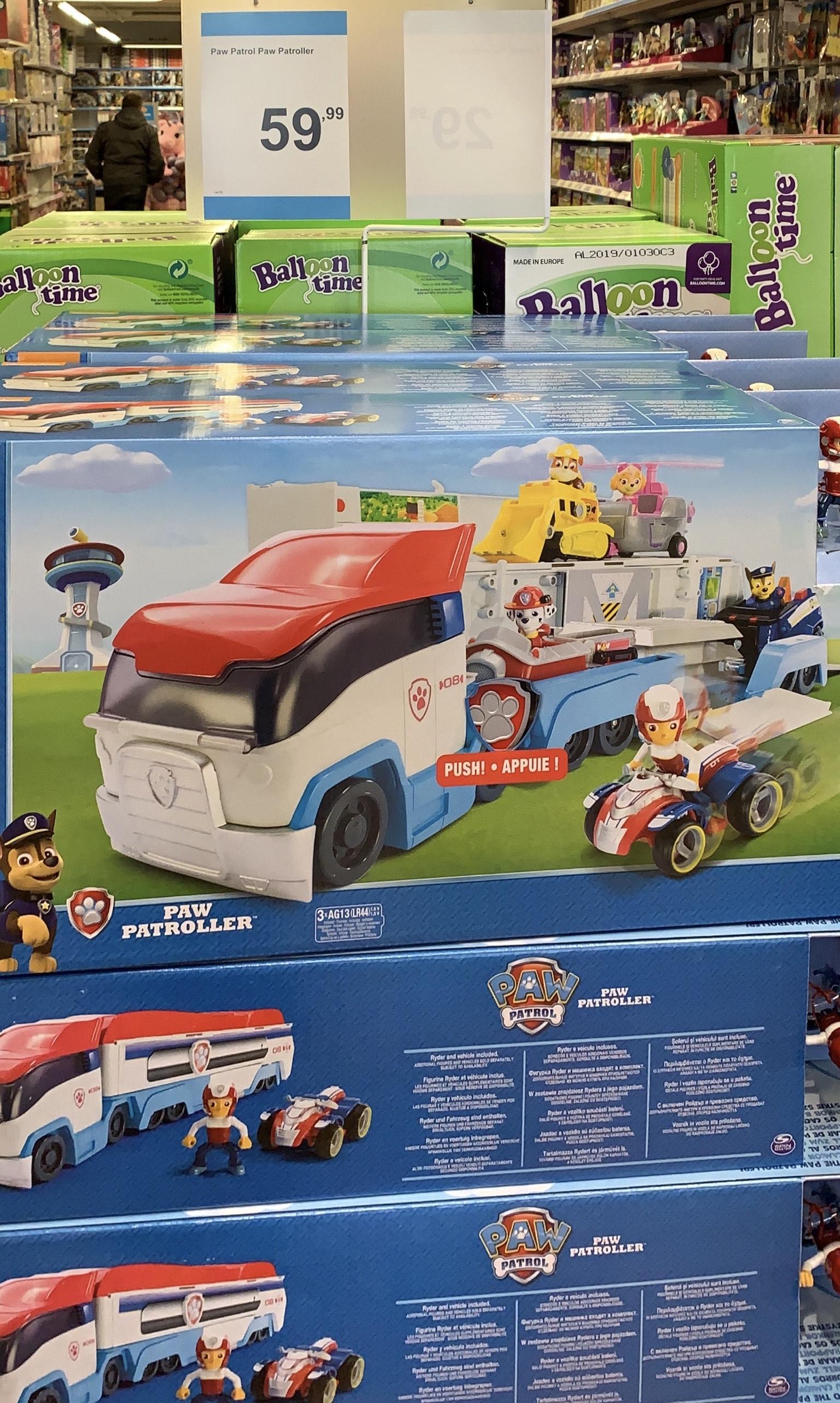 LOKAL Paw Patroller Smyth Toys Regensburg