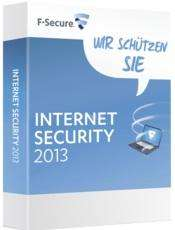 F-Secure Internet Security 2013 3 User 3 Jahre
