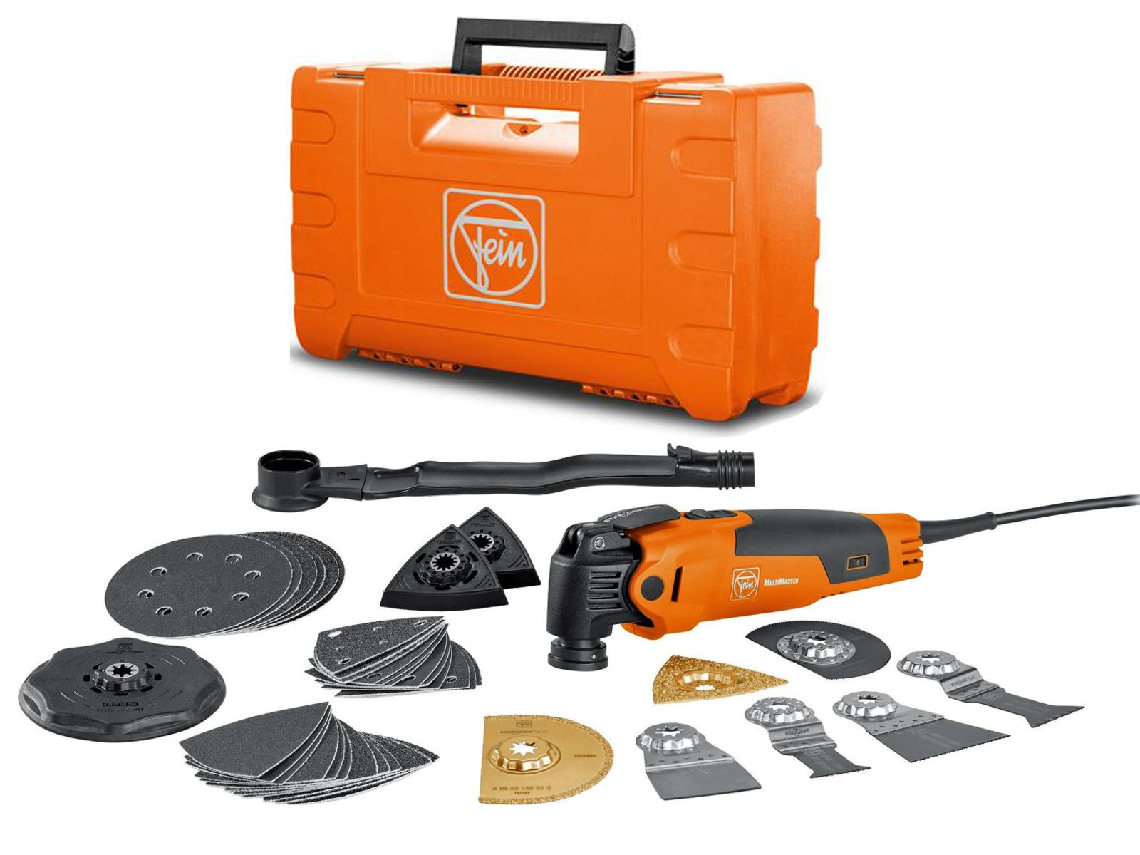 Fein MultiMaster FMM 350 QSL Top Multifunktionswerkzeug mit 30€ Cashback