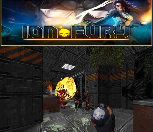 Ion Fury zum Bestpreis - 3D Shooter für alle Duke Nukem und Shadow Warrior Fans