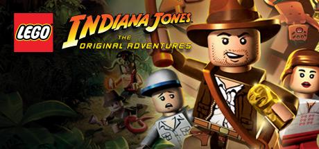 LEGO Indiana Jones: The Original Adventures (Steam-Key, multilingual)