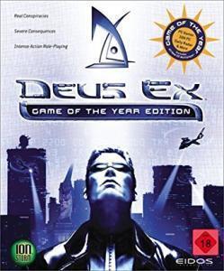 Deus Ex: Game of the Year Edition (Steam) für 0,90€ (Fanatical & GOG)