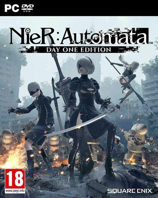NieR: Automata (PC) für 12,50€ (Coolshop)