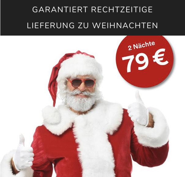 A&O Weihnachtsspecial - Hotels für 2 Personen in Europa für 79 Euro