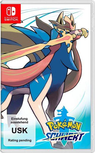 Pokemon Schwert Nintendo Switch für 36,79 €