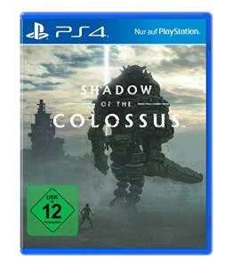 Shadow of the Colossus (PS4) für 14,99€ (Saturn & Media Markt & Amazon Prime)