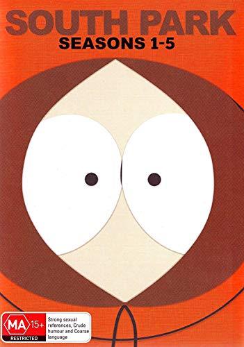 [Amazon.com] South Park - Staffel 1 - 5 Bluray - nur OV - region free