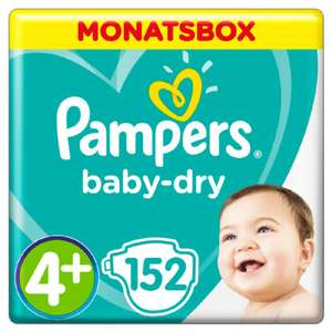 Pampers Baby Dry Windeln Gr. 4+