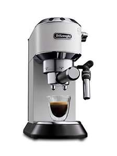 De'Longhi Dedica EC 685.W Espresso Siebträgermaschine