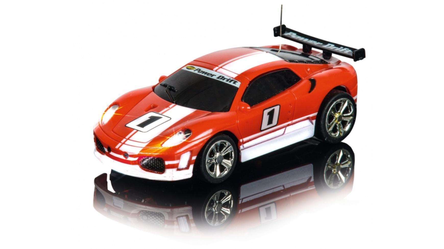 [Müller online] Carson 500404112 RC Nano Racer Power Drift 1:60 ferngesteuertes Rennauto