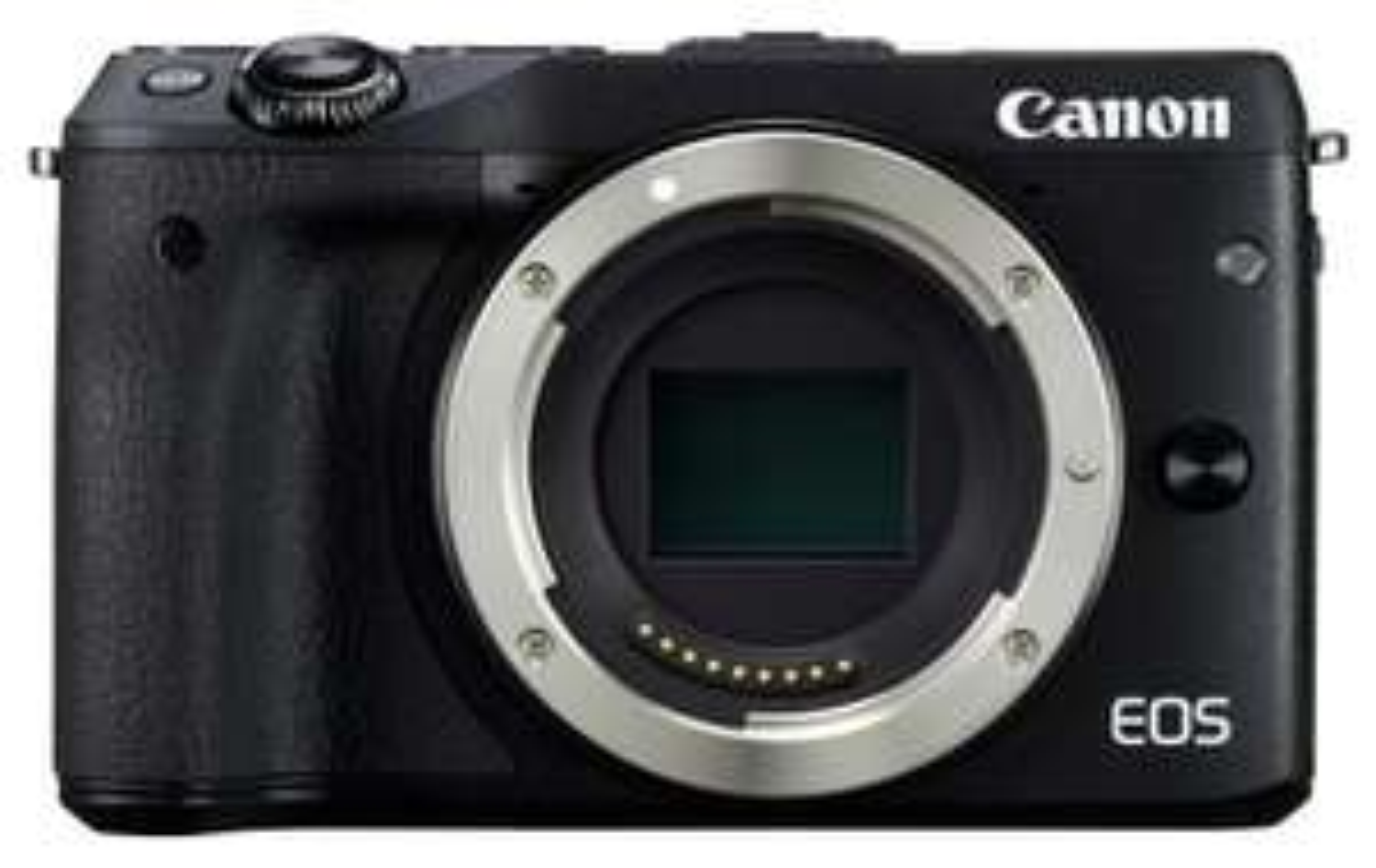 Canon EOS M3 Systemkamera (24 MP APS-CCMOS-Sensor, WiFi, NFC, Full-HD, Gehäuse)