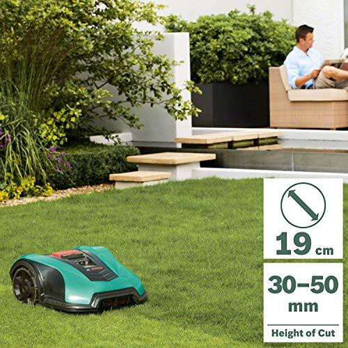 Bosch Roboter Rasenmäher Indego 350
