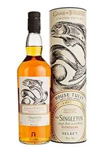 [Amazon Prime] The Singleton of Glendullan Select Single Malt Scotch Whisky - Haus Tully Game of Thrones Limitierte Edition