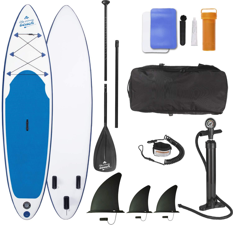 EASYmaxx SUP 320 aufblasbares Stand-Up Paddle-Board für 209,99 (Amazon)