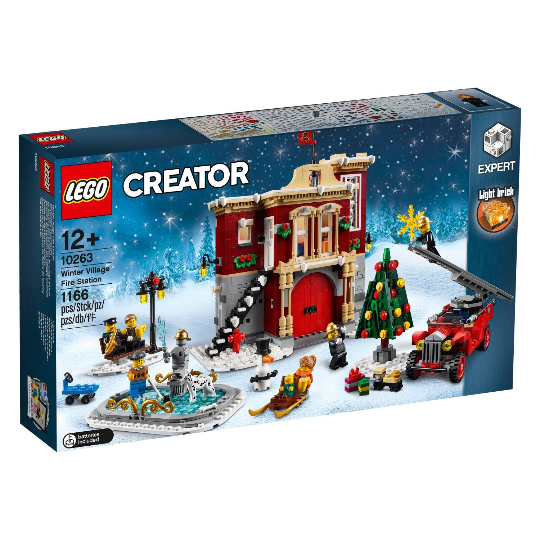 LEGO®Creator Expert 10263 Winterliche Feuerwehrstation