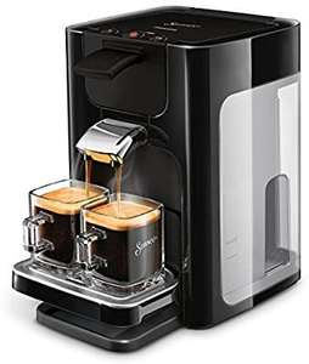 Sammeldeal z.B Philips HD7865/60 Senseo Quadrante Kaffeepadmaschine, Edelstahl, 1.2 Unknown_Modifier, Schwarz [Amazon]