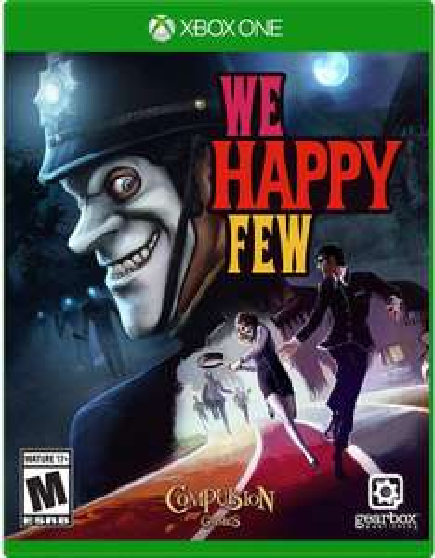 We Happy Few (Xbox One) für 13,60€ (Amazon US)