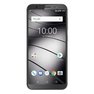 """Gigaset Mobile GS185 Metal Cognac[13,8cm (5,5"""") HD+ Display, Android 8.1, 1.4 GHz Quad-Core, 13MP] [Notebooksbilliger]"""