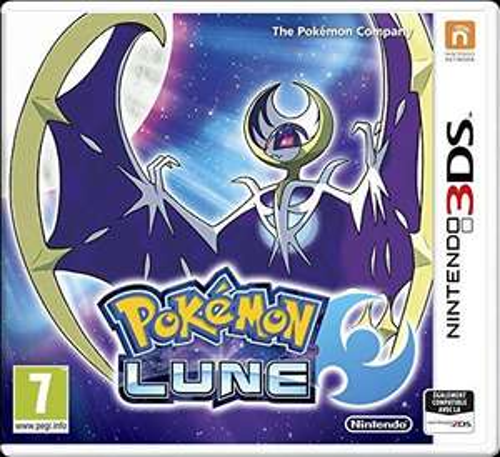 Pokémon: Mond (3DS) für 18,12€ (Amazon ES)