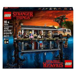 [LOKAL] LEGO Ideas - 75810 Stranger Things: The Upside Down, mit Payback -11,85 € + Gutscheincode -12€