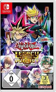 Yu-Gi-Oh! Legacy of the Duelist: Link Evolution (Switch) für 31,49€ (Amazon)