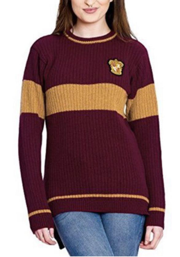 [Elbenwald] Harry Potter Pullover Gryffindor Style