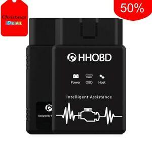 Christmas Deal HHOBD (2. Generation.) OBD2 Bluetooth Diagnosegerät