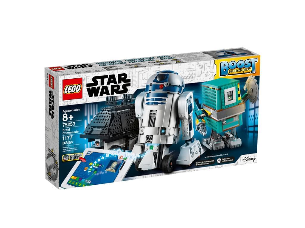 [Real] LEGO Star Wars Boost 75253 + Paypack möglich