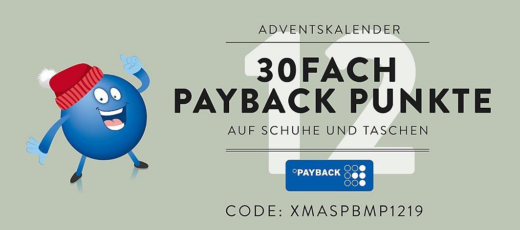 Mirapodo: 30fach Paybackpunkte auf Schuhe und Taschen