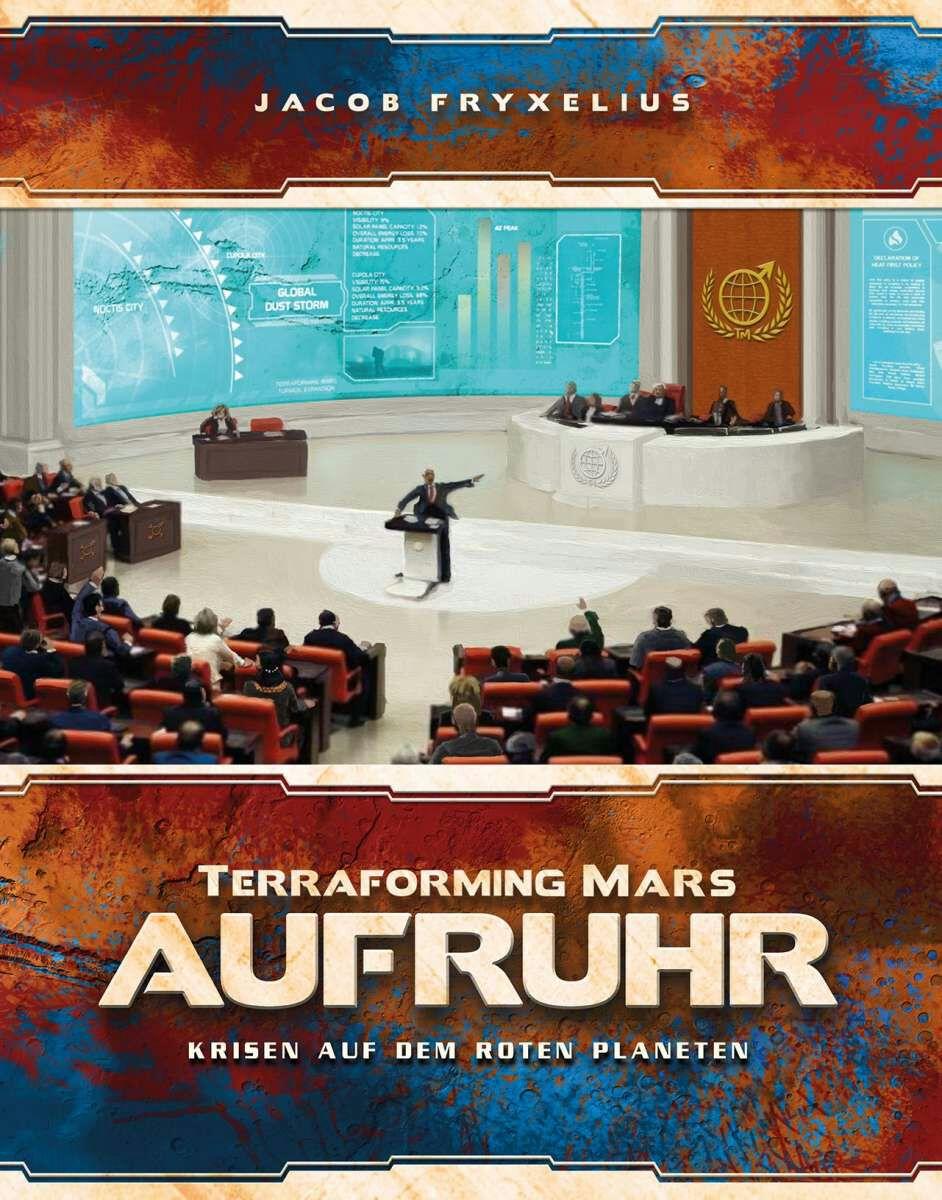 Terraforming Mars - Aufruhr