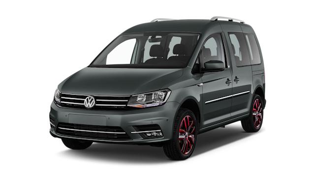 [Privat & Gewerbe Finanzierung] VW Caddy 1.0 TSI, 102 PS Comfortline // umfangreiche Sonderausstattung // 139,- EUR pro Monat // LF 0,52